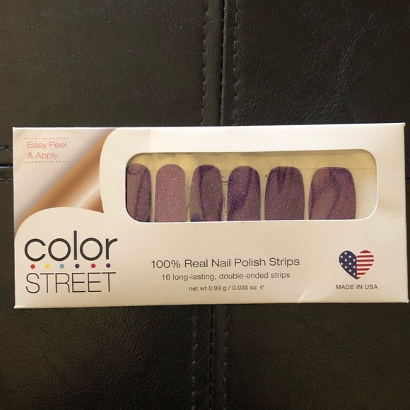 Color Street Other - Brand new Color Street polish strips